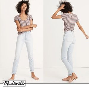 Madewell The Perfect Summer Jean in Fitzgerald